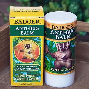 今日特惠!Badger贝吉獾 虫虫怕驱蚊膏 防虫膏 42g