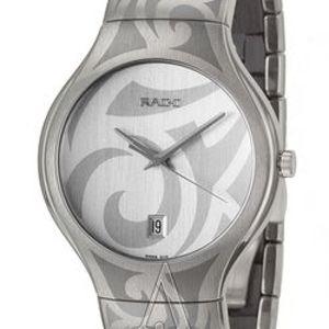 RADO雷达TRUE系列R27688102男士时装手表