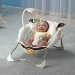 Fisher Price费雪 P2792 安抚小羊羔婴儿椅