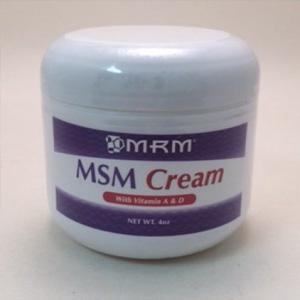 今日特惠!MRM MSM(二甲基砜)软膏