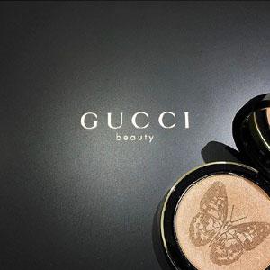 Gucci圣诞限量高光饼上市