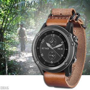 Garmin佳明 Fenix 3运动手表带心率表带