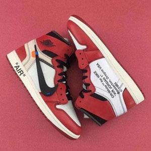 Off White X Nike联名新款球鞋
