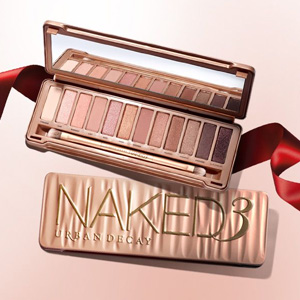 Urban Decay Naked 3 眼影盘