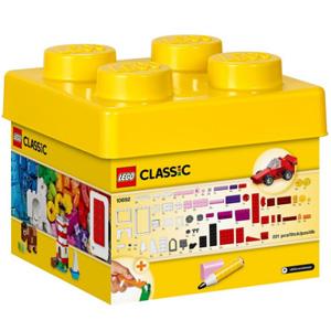 LEGO乐高 Classic经典系列 10692 经典创意小号积木盒*2件