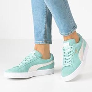 PUMA Suede Classic Wn's 女款薄荷色休闲运动鞋