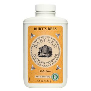 Burt's Bees小蜜蜂宝宝天然滋润爽身粉 127g