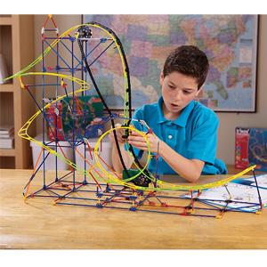 K'NEX科乐思 机械系列 积木拼插玩具套装