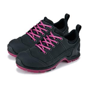 双十一预告!ECCO爱步 户外运动女鞋 圆头单鞋女 健步地形823703