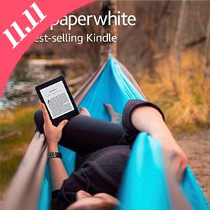 看命!Kindle Paperwhite阅读器$49.99