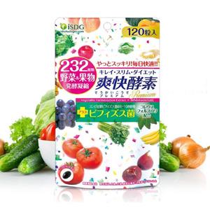 ISDG 医食同源 232爽快酵素 120粒