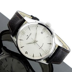 新低!HAMILTON汉米尔顿Timeless Classic永恒经典H38415581男士机械腕表