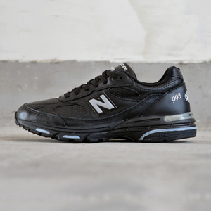 限尺码!New Balance新百伦MR993LBK男款总统慢跑鞋