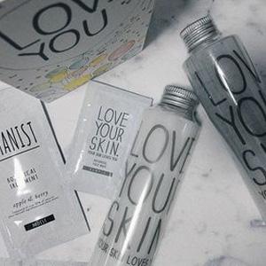 BOTANIST love your skin 有机植物 天然保湿乳液130ml
