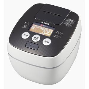 TIGER虎牌 PB-G102-WA电饭煲 5.5合 压力 IH白色