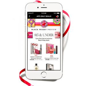 Sephora美国2017黑五/网一促销来袭
