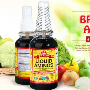 Bragg 无盐有机氨基酸儿童酱油 180ml