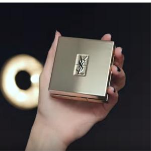 YSL Beauty官网 蕾丝气垫粉饼满额8折促销