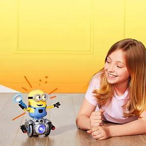 WowWee 神偷奶爸 小黄人智能遥控机器人