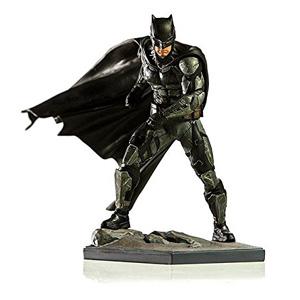 新品预售:Iron Studios Justice League 正义联盟 1/10 Batman 蝙蝠侠 全身雕像