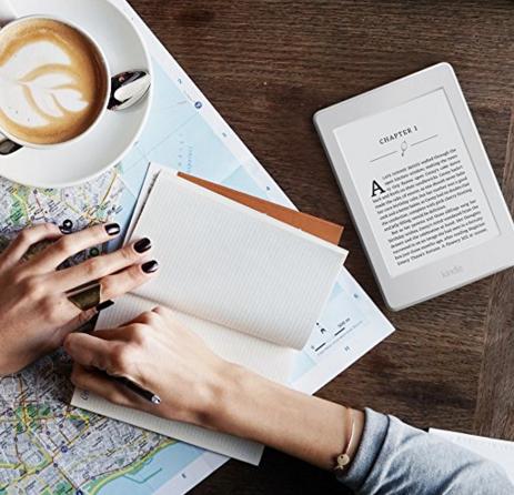 美亚Kindle Paperwhite3 电子书阅读器特价$89.99