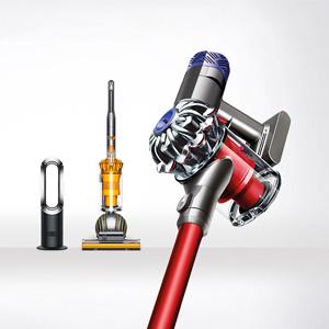 Dyson官网精选吸尘器、无叶风扇、电吹风黑五预热促销