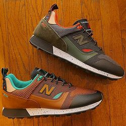 New Balance新百伦Trailbuster Re-Engineered休闲运动鞋