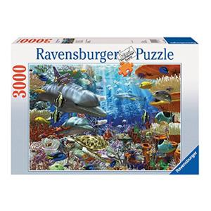 Ravensburger睿思 海洋奇想 拼图 3000块