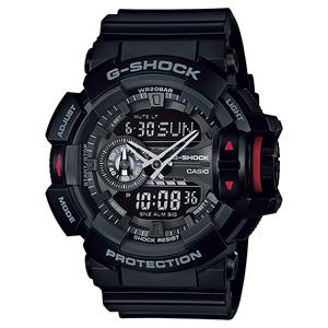 CASIO卡西欧 G-SHOCK GA-400-1BJF 男士运动手表