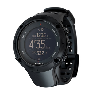 SUUNTO颂拓 Ambit3 Peak GPS户外运动心率表 黑色款