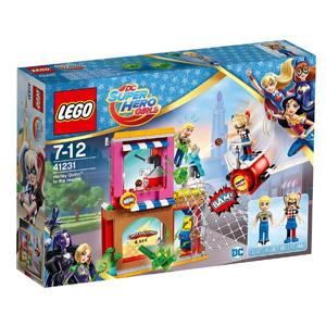 LEGO乐高 超级英雄美少女系列 41231 哈利·奎恩的营救任务