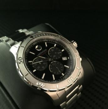 MOVADO摩凡陀Series 800系列2600110男士时装腕表