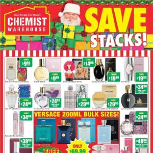 澳洲CW大药房圣诞精选商品半价促销