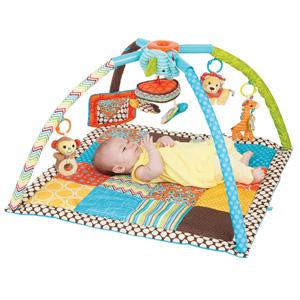Infantino婴蒂诺 快乐小狮子豪华游戏垫