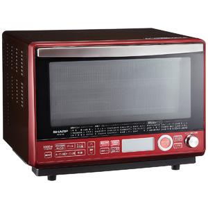 SHARP夏普 RE-SS10B-R 水波炉蒸汽烤箱 红色款 31L