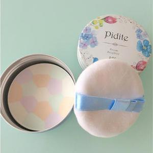 平价版E大饼:PDC pidite控油定妆蜜粉饼9g