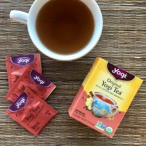 Yogi Tea有机绿茶蓝莓瘦身茶 16包