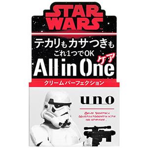 UNO吾诺 STAR WARS风暴兵限定款 男士All in One面霜 90g