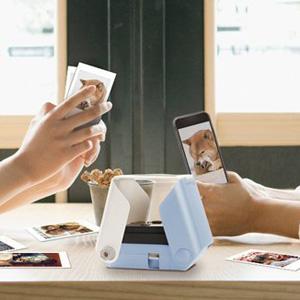 日本Takara Tomy Printoss 相片列印机 三色可选