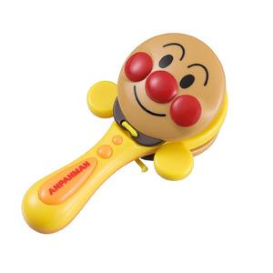 面包超人 手摇铃玩具