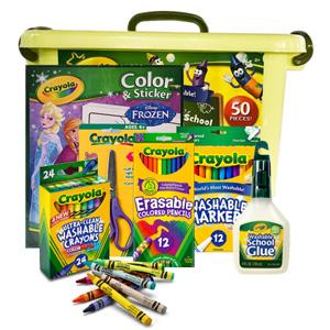京东 Crayola绘儿乐绘画玩具专场 满99减50/满259-80