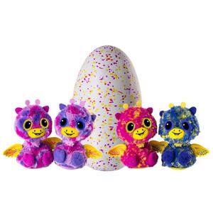 Hatchimals 魔法宠物蛋互动玩具