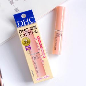 新版 DHC橄榄保湿药用护唇膏1.5g*2支装