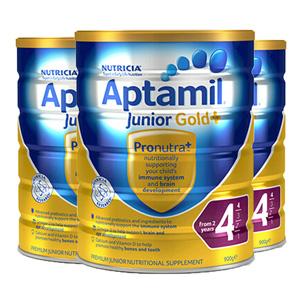 Aptamil爱他美金装奶粉4段 900g