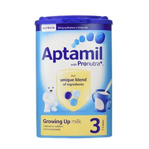 Aptamil爱他美 婴儿奶粉 3段 900g*6件