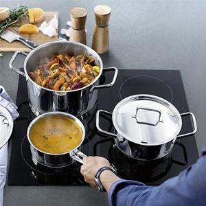 WMF福腾宝 Trend系列 厨具套装炖锅5件套