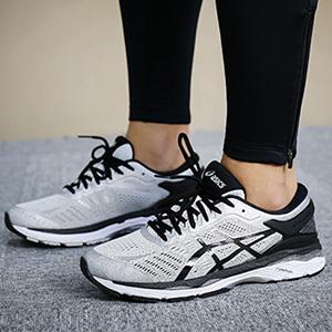 限尺码:ASICS 亚瑟士 GEL-KAYANO 24 男款跑鞋 三色可选