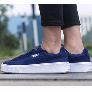 Puma彪马 Basket Platform 女士厚底松糕鞋
