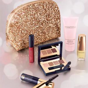 Estee Lauder美国官网买香水类送无码礼包一个
