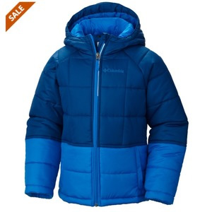 Columbia 男童保暖外套,仅小号
